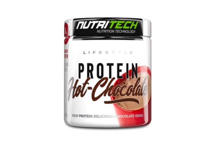 Nutritech Lifestyle  Hot Chocolate Protein Shake  image