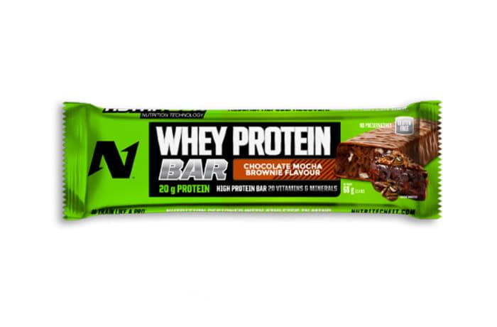 Nutritech Whey Protein Bar - Chocolate Mocha Brownie  image
