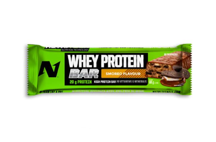 Nutritech Whey Protein Bar - Smoreo image