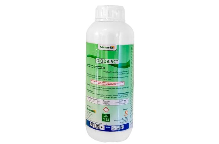 Okida Sc  Suspension Concentrate Fungicide & Bactericide image