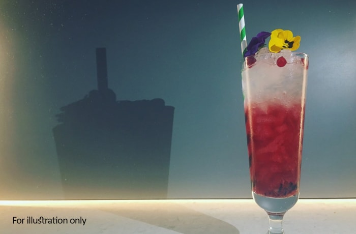 Non Alcoholic Cocktails - Ding-a-Ling image