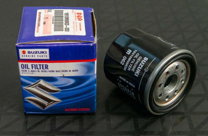 Suzuki - Oil Filter  image