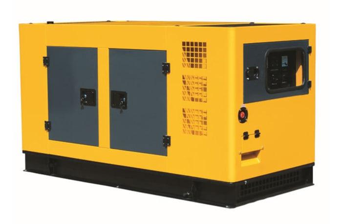 Diesel generators 25KVA image