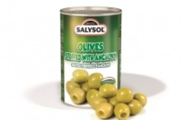 Olives stuffed with Anchovy image