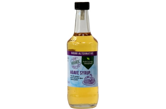Organic Agave Syrup Sugar or Honey Alternative 250ml image