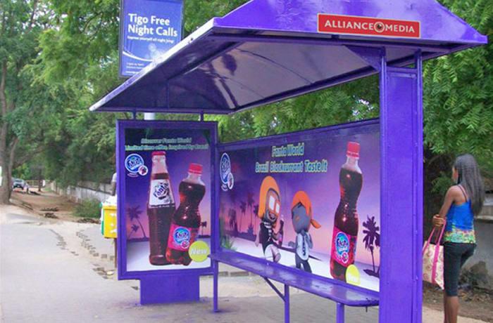 Street Furniture Advertising image