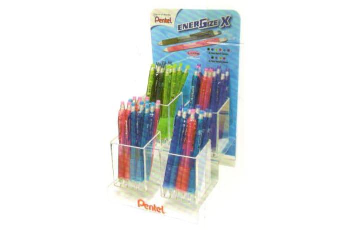 Mechanical Pencils - PL105-M & PL107-M EnerGize X - Display image