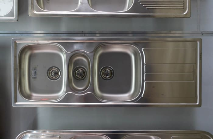 Franke Double Sink image