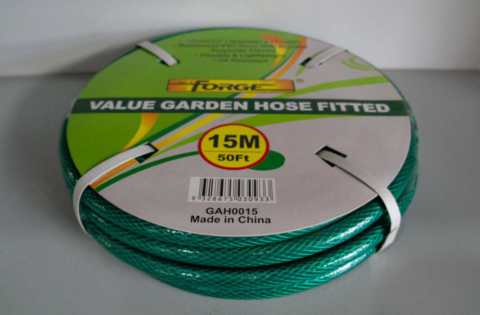 Forge Value Garden Hose Fitted image