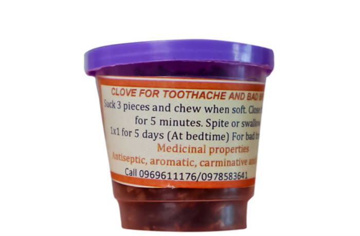 Clove  Toothache Pain Relief 200g image