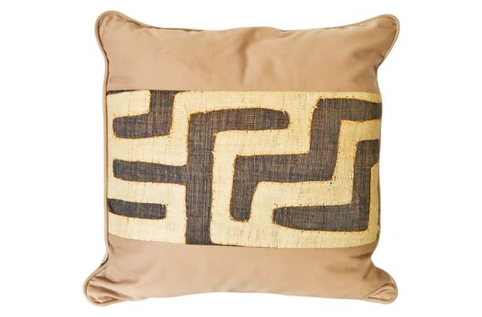 Pillow Sofa & Armchair Beige Kuba Scatter Cushion image