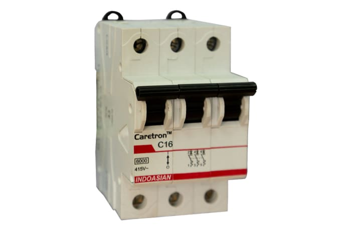 Industrial Controls - C16 Caretron AC MCB image