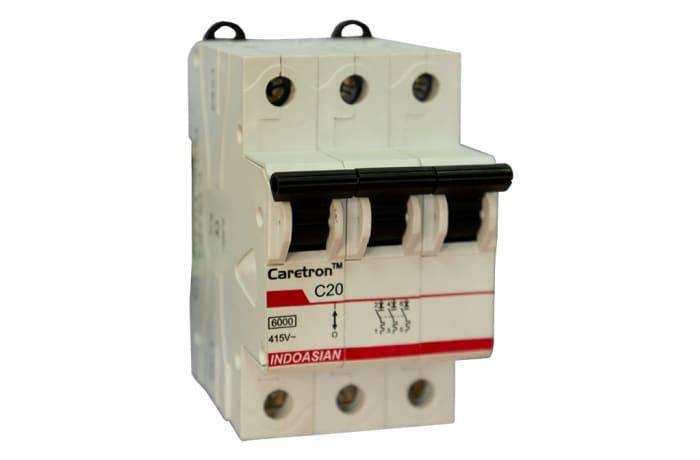 Industrial Controls - C20 Caretron AC MCB image