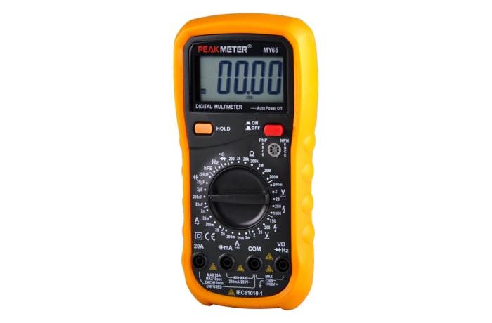 Multimeters - Digital Multimeter image
