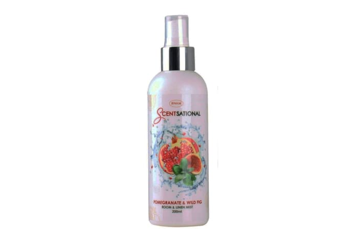 Air Freshener - Pomegranate & Wild Fig Scentsational Room And Linen Mist image