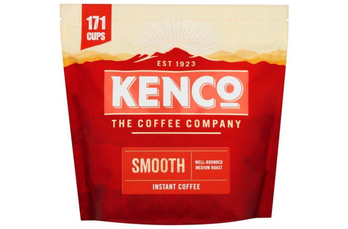 Kenco Smooth Refill 275g image