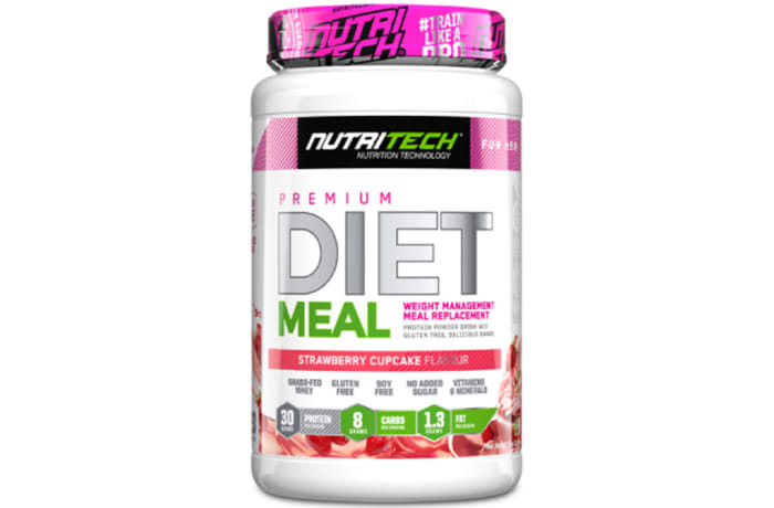 Premium Diet Meal Weight Management Meal Replacement 1kg image