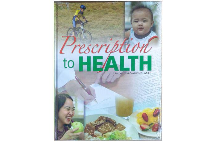 Prescription to Health image