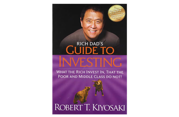 Rich Dad's Guide to Investing by Robert Kiyosaki image