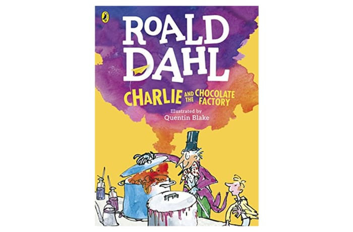 Roald Dahl - Charlie and the Chocolate Factory image