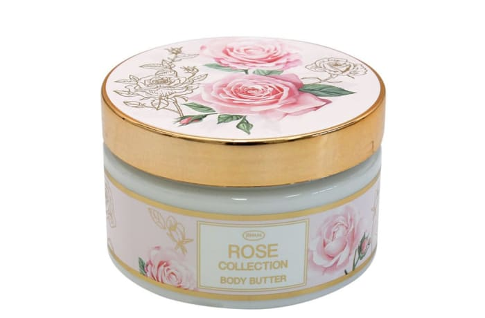 Body Butter Rose Flower's Collection image