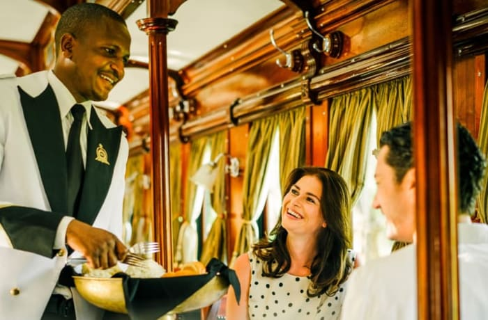 Dining - The Royal Livingstone Express image