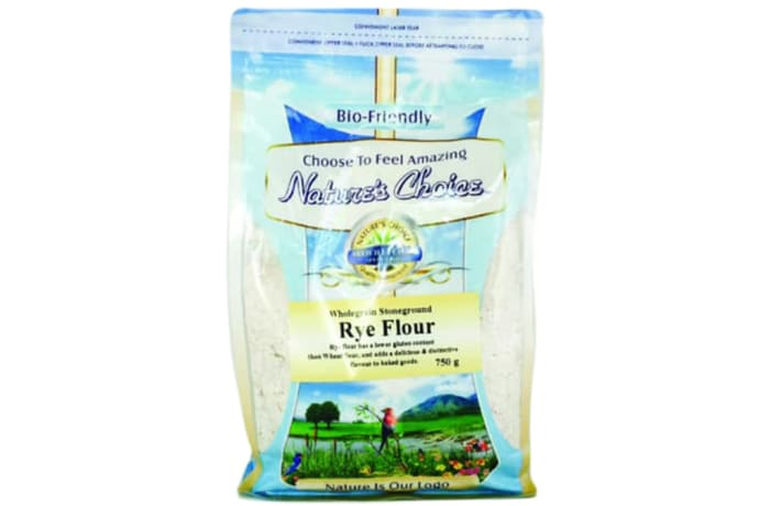 Rye Flour  Wholegrain Stoneground  750g image