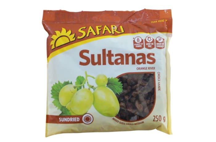 Safari Sultanas image