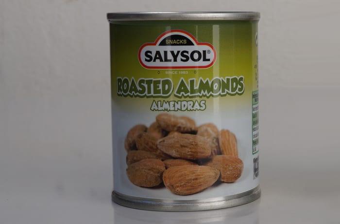 Salysol Roasted Almonds 40g image