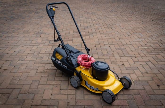 Sandy's Creations - Tandem Lawn Mower image