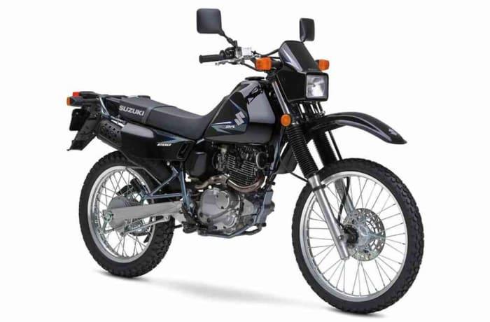 Suzuki DR200SE 200cc image