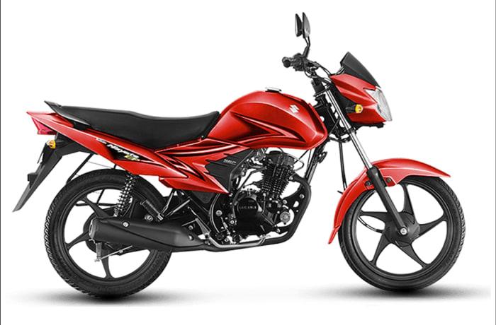Suzuki Hayete 110cc image