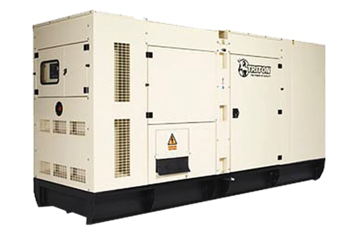 Generator Set powered by Cummins Engine image