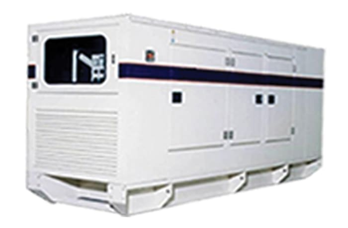 Generator Set powered by Perkins Engine image