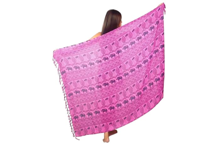 Pink Sarong  image