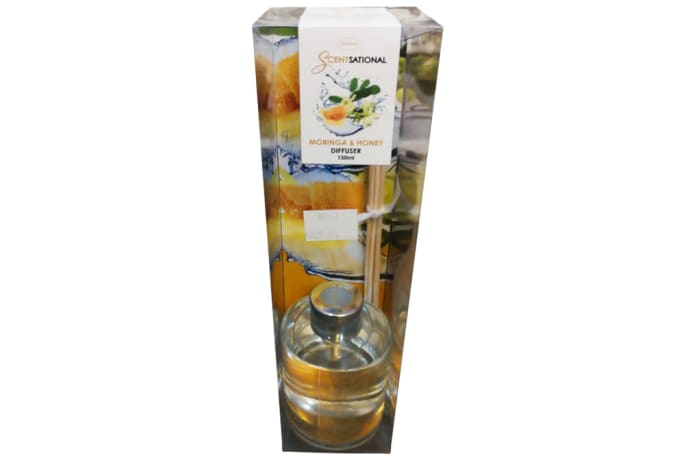 Air Freshener - Scentsational Moringa &  Honey Diffuser image