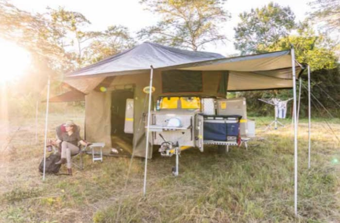 Trailer tents image