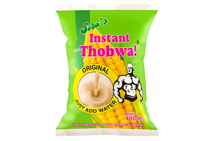 Seba's Instant Thobwa 50 x 65g image