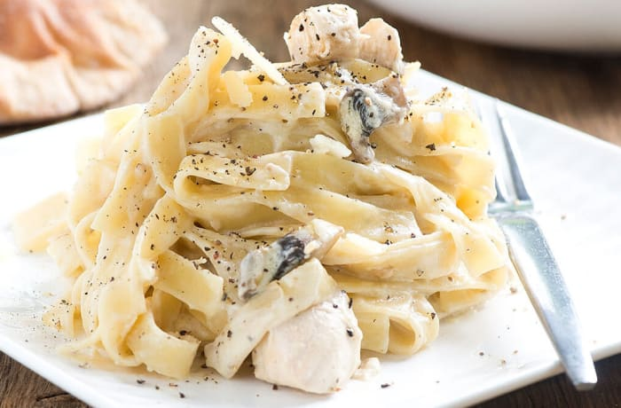 Tansi Kitchen - Simple pasta: Tagliatelle image