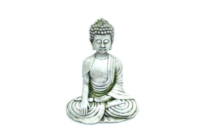 Sitting Buddha Decor image