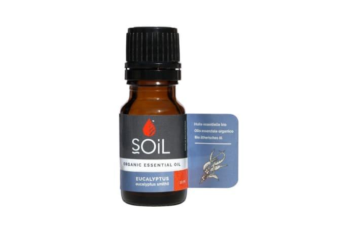 Eucalyptus  Smithil Organic Essential Oil 10ml  image
