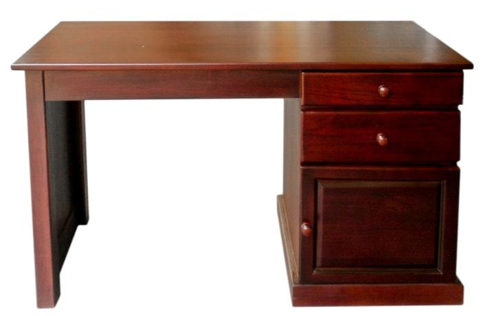 Solid Teak Wood  Medium  Office & Computer Desk  image