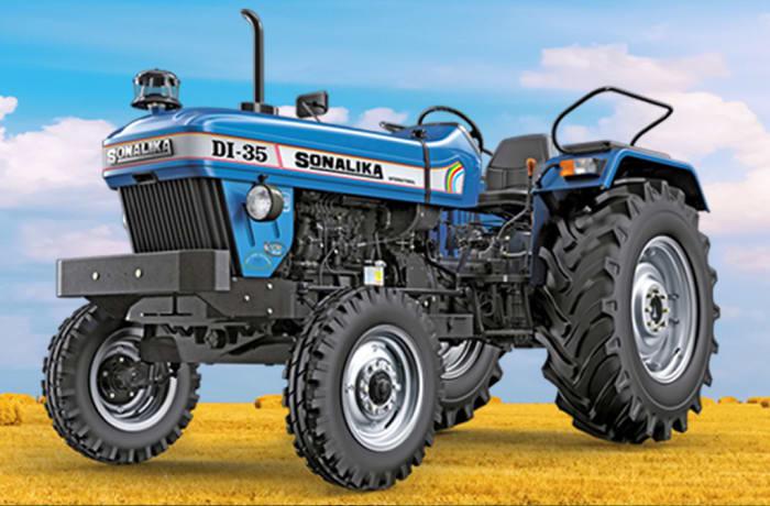 Sonalika DI-35 Tractor image