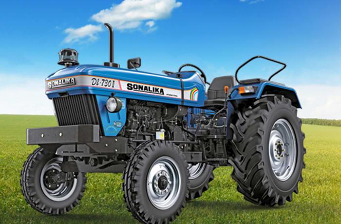 Sonalika DI-730 II Tractor image