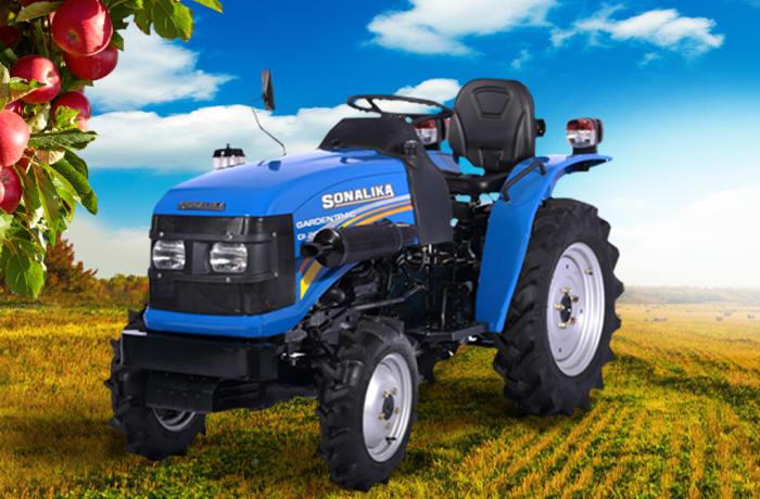 Farmtrac 6050 - 4WD Tractor | Growmore Equipment Ltd