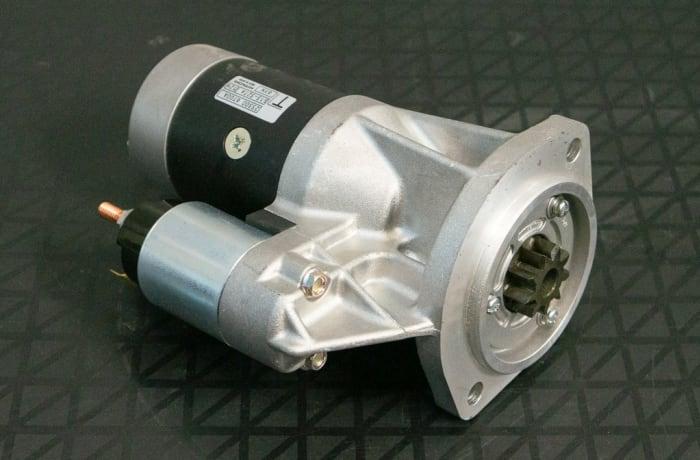 Nissan Hardbody TD 27 - Starter Motor  image