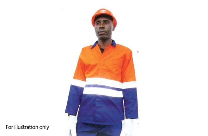 Clothing - Multi colour work suit image
