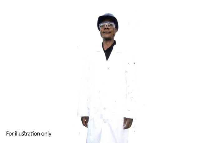 Clothing - White dust coat image