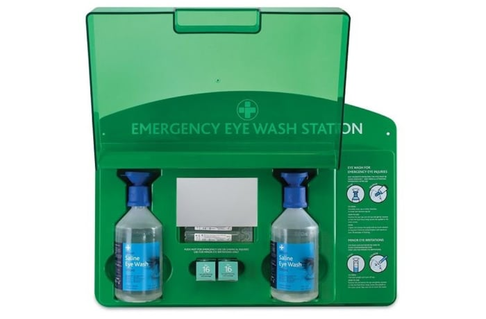 First Aid -   Eye Wash Station image