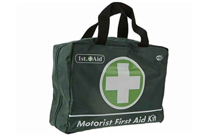 First Aid -  Motorist First Aid Pouche image